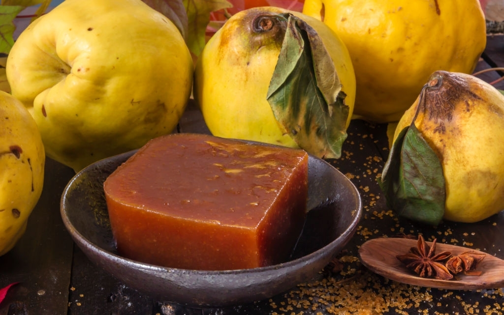 Conservación del dulce de membrillo casero