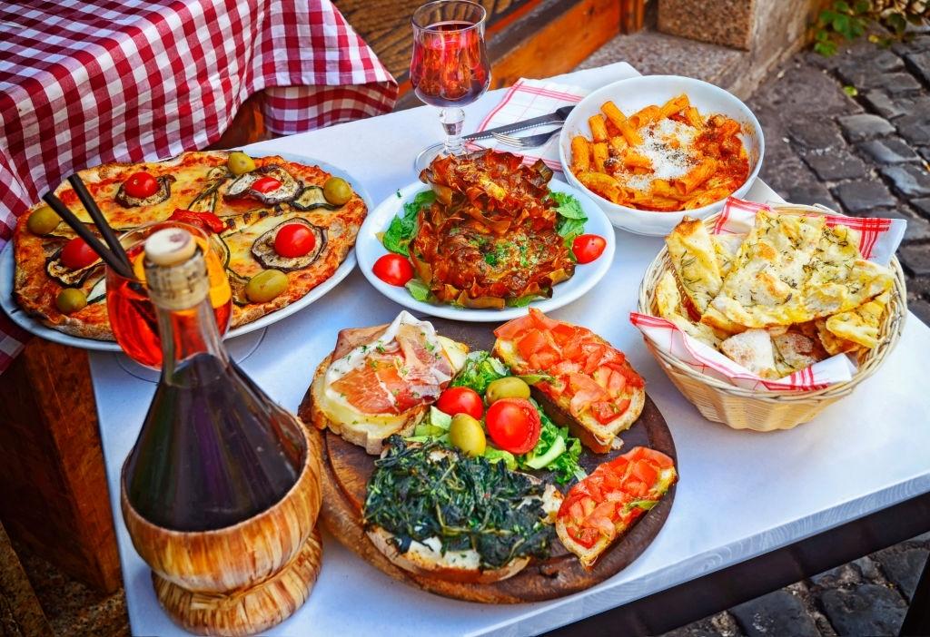 Recetas Italianas | 🇮🇹 10 Recetas de Comida Italiana tradicional