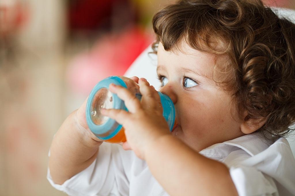 Batidos en biberón para bebés de 6+ meses