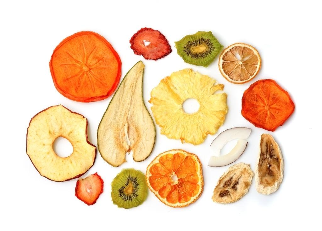Frutas y verduras cocinadas al horno para bebés