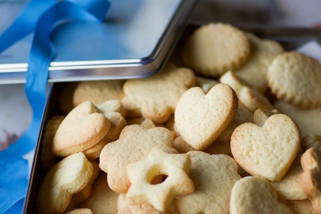 Galletas de Mantequilla Caseras | 🍪 Receta Fácil