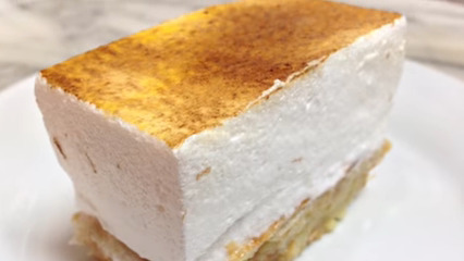 Glaseado de merengue
