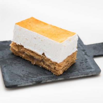 Receta glaseado de merengue