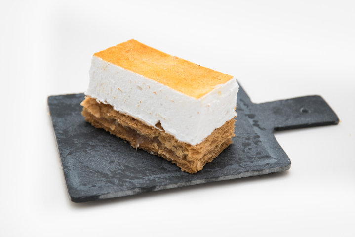 Glaseado de merengue | Receta típica de Almería
