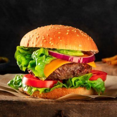 hamburguesas saludables
