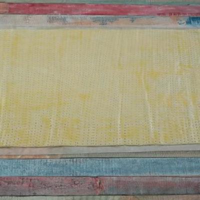 Láminas de hojaldre para glaseado de merengue