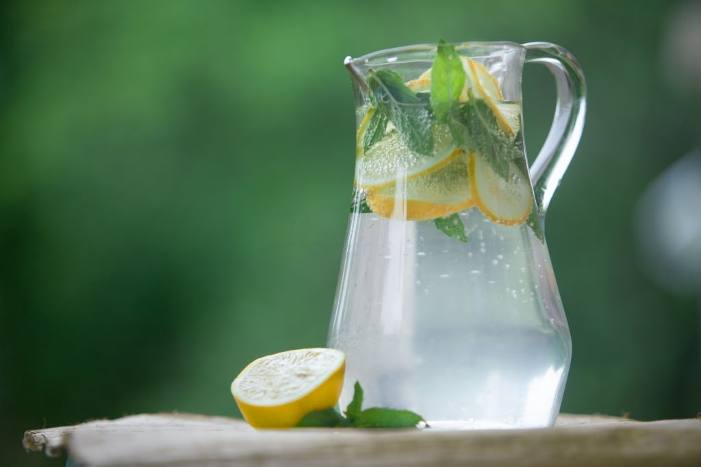 Limonada sin azúcar 🍋