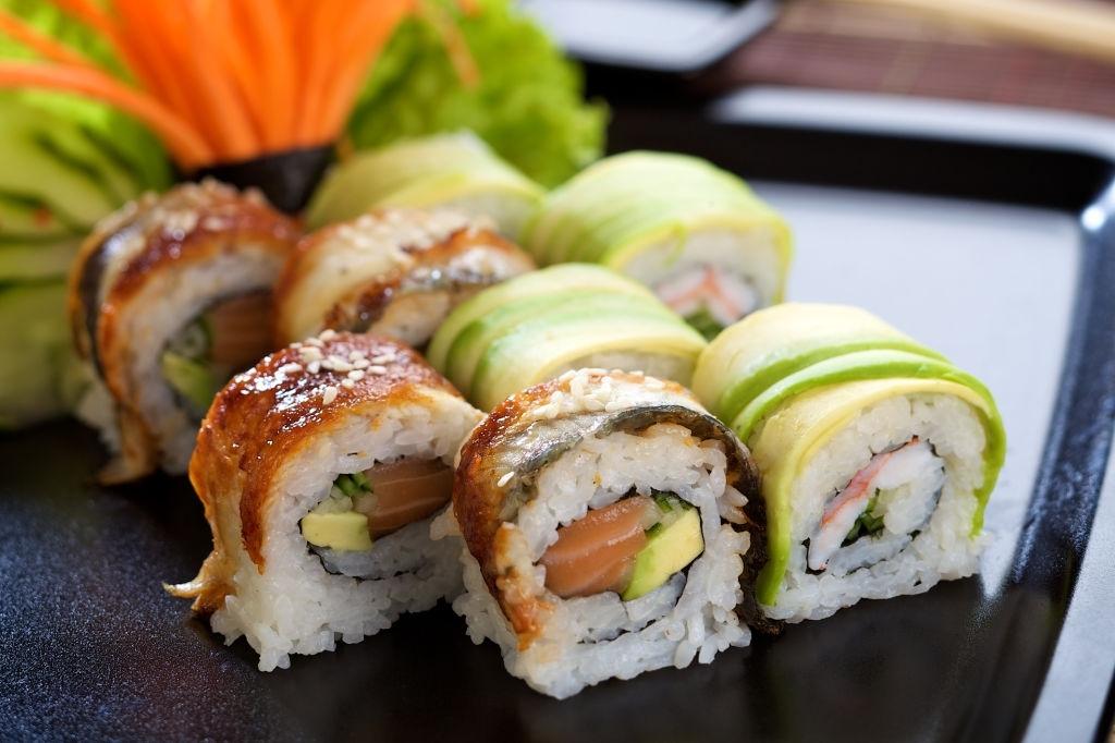Maki Sushi 🍣 El rollo de Sushi ¡Fácil y Sabroso!