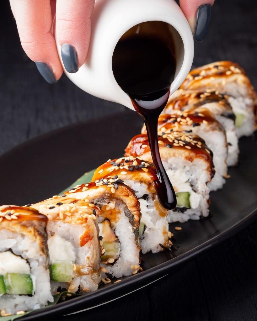 Salsa Teriyaki 🥣 la salsa dulce para sushi