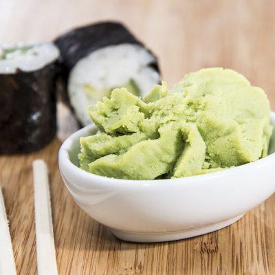 salsa wasabi