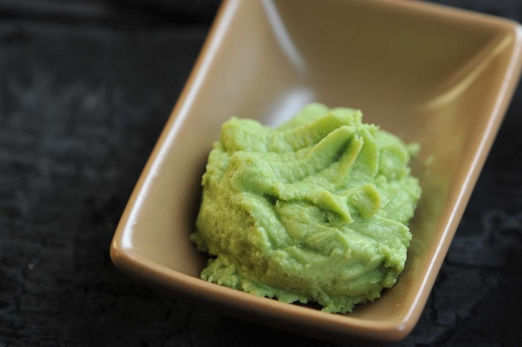 salsa wasabi cremosa