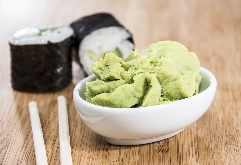 Salsa Wasabi 🍣 ¡La salsa para sushi más picante!