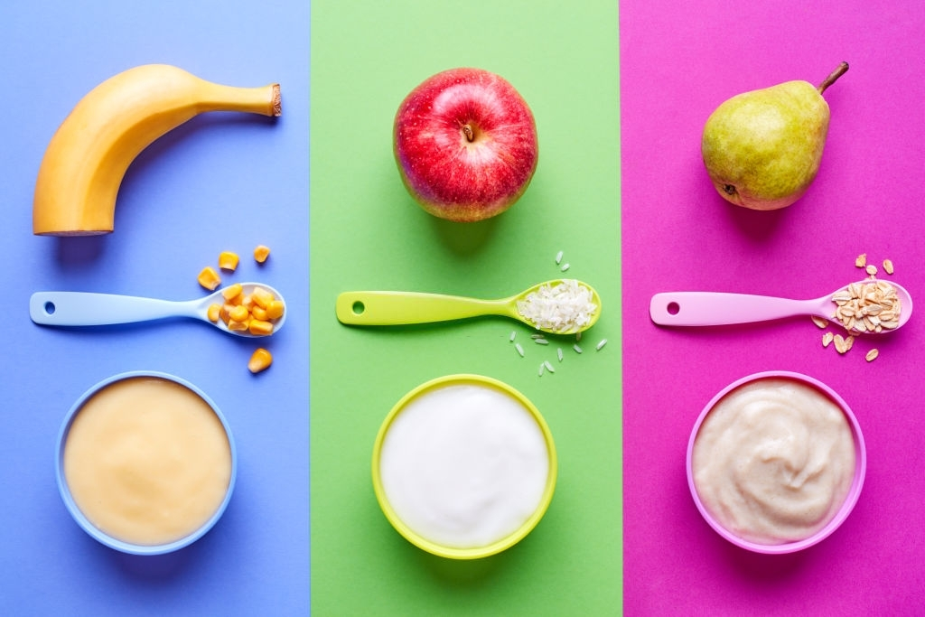 10 Potitos Para Bebés Papillas Caseras De Frutas Verduras Pescado Y Carne Babycocina