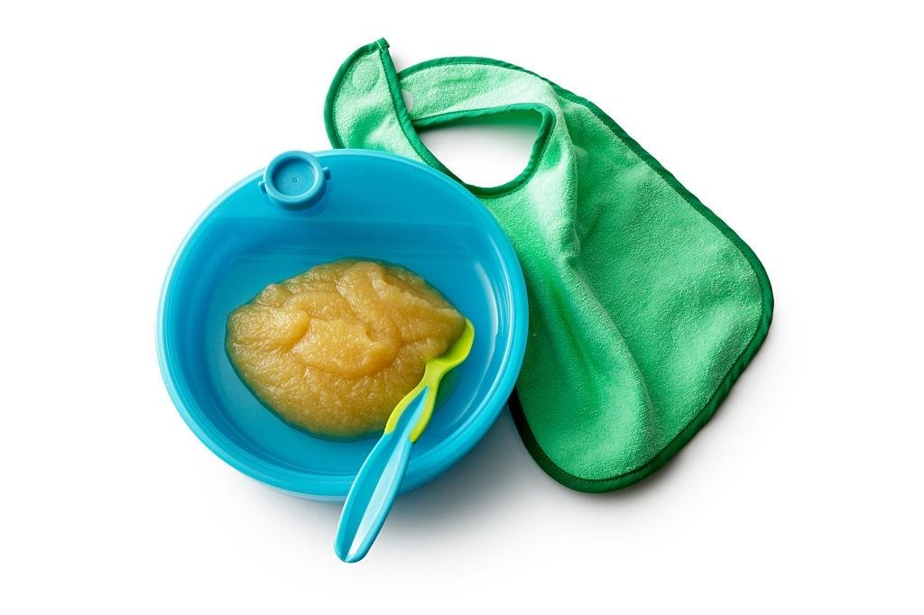 Potito de frutas variadas para bebés
