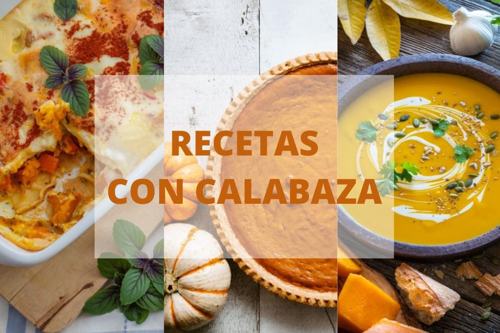 Recetas con CALABAZA 🧡 | 🍁 ¡Fáciles y MUY Sabrosas!