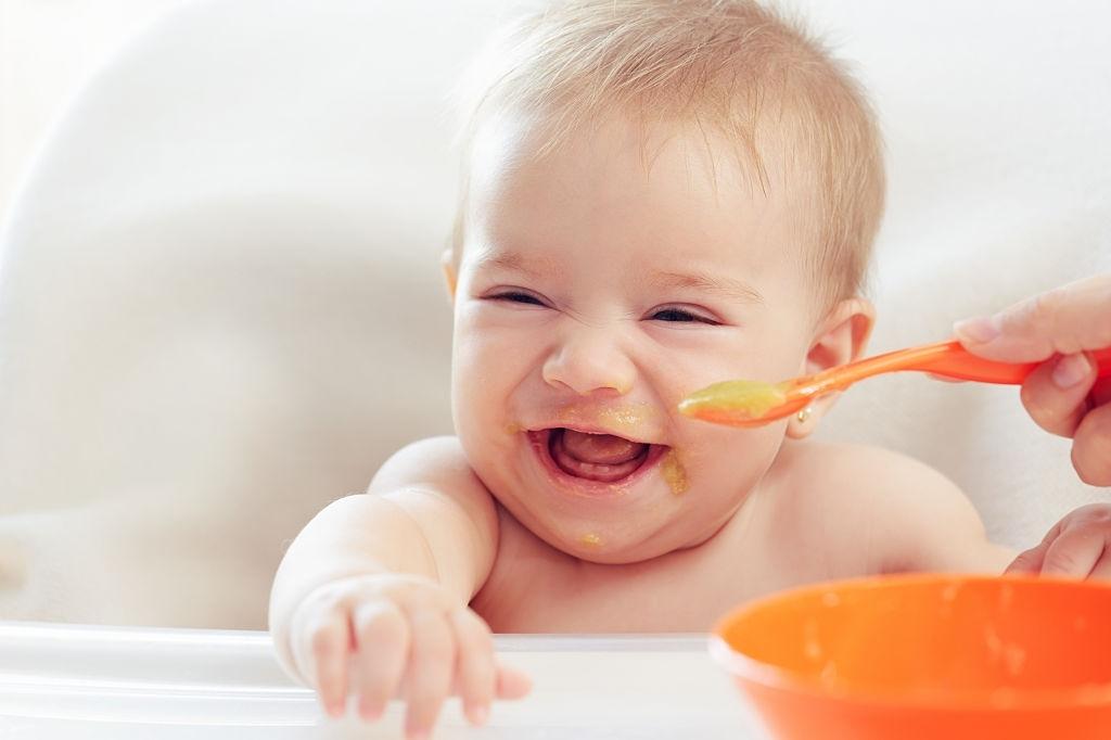🟢 Alimentos saludables para bebés y niños