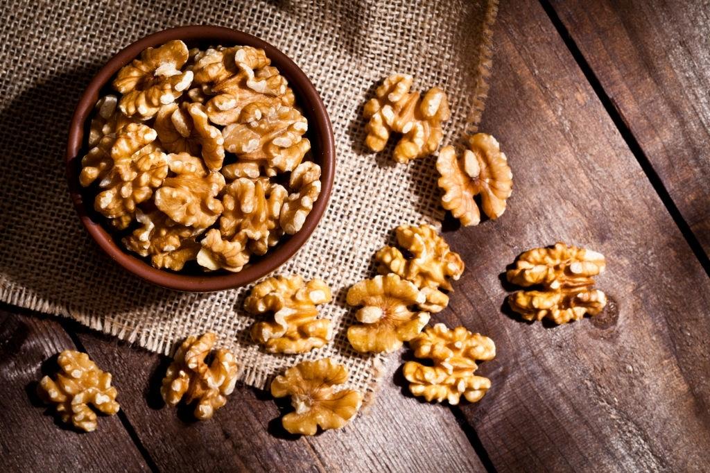 nueces para perder grasa vientre