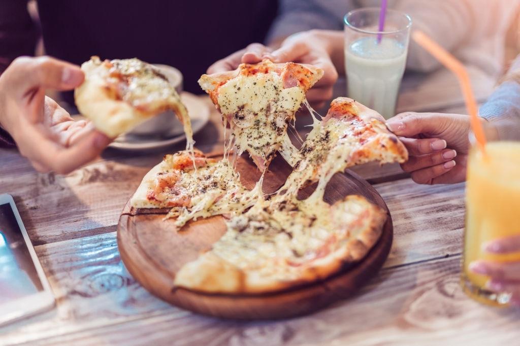 pizzas para novatos