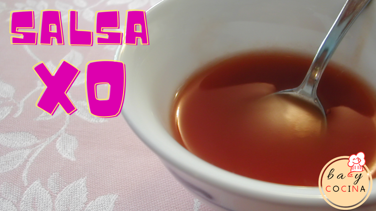 Salsa XO Receta ORIGINAL 🦐 | Salsa de Marisco GOURMET China
