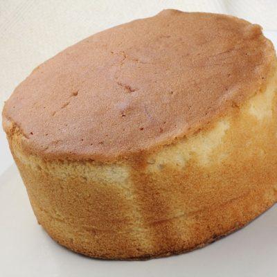 Bizcocho para tartas de fondant