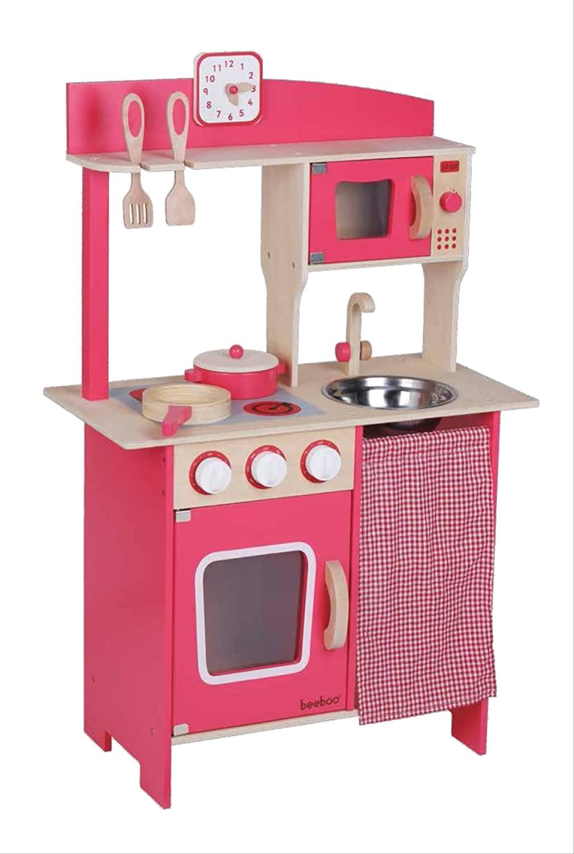 Mejores cocinitas de juguete de madera 2020