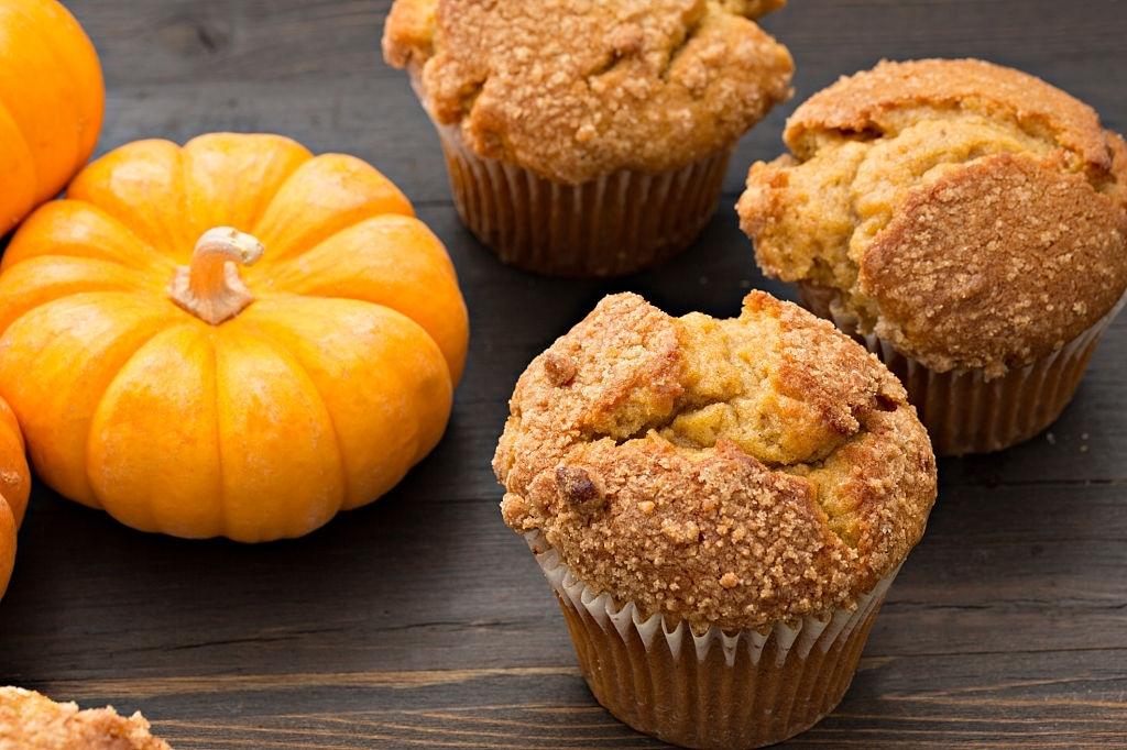 Los Mejores Muffins de Calabaza | 🧁 Receta Fácil y Sabrosa