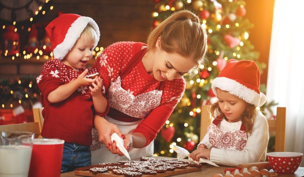 Postres de navidad para niños