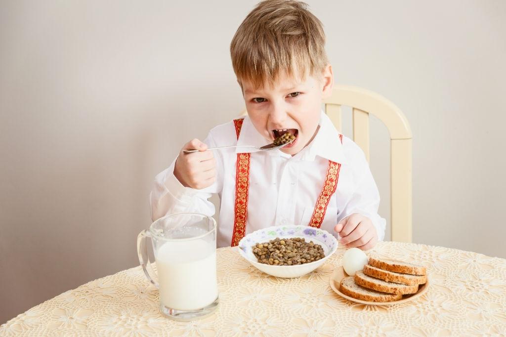almuerzo saludable para niños