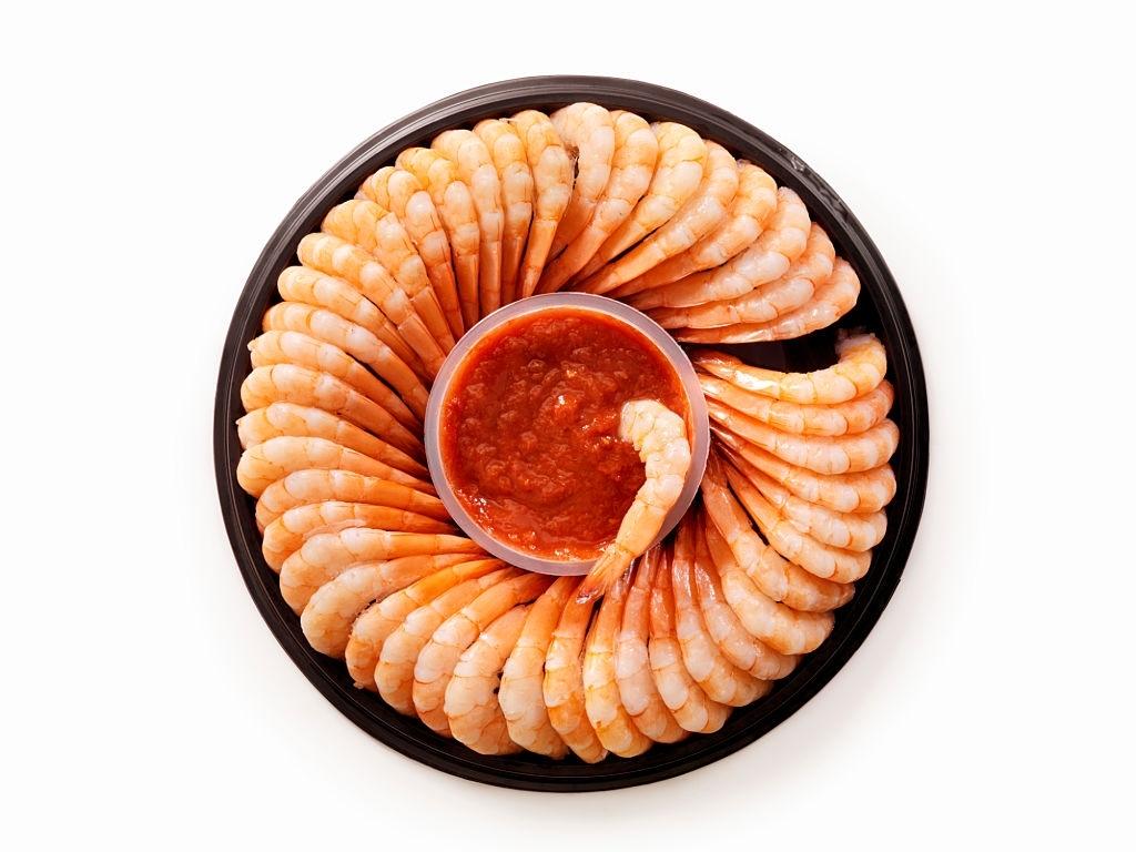 Miren que elegancia de presentación para esta receta de salsa americana casera.
