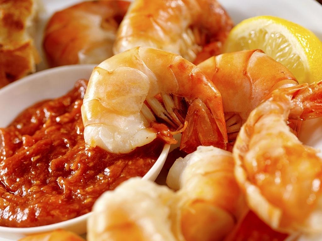 Salsa Americana Casera ¡Picante! Ideal para mariscos y pescados