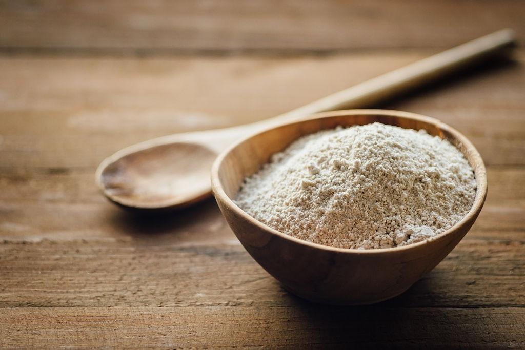 receta harina de avena casera