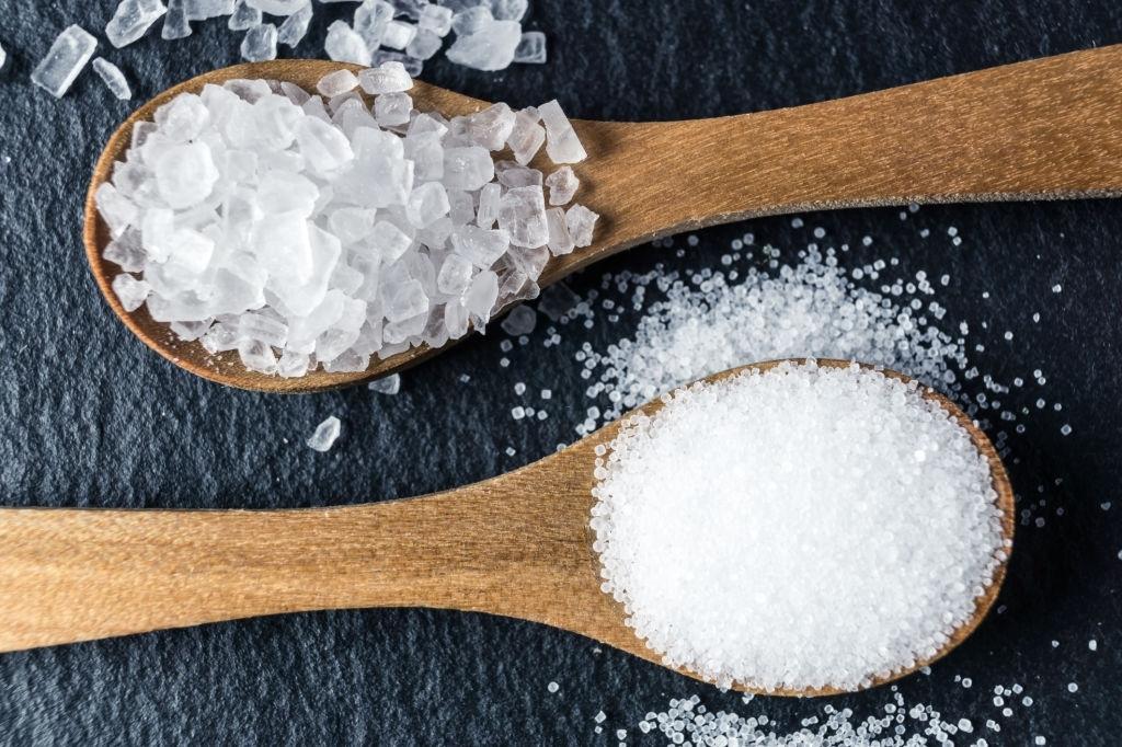 Diferencias entre la sal marina y la sal refinada