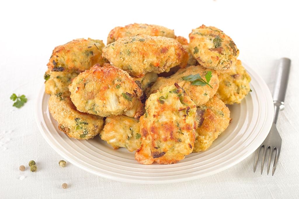 Nuggets de Coliflor | Receta Deliciosa y Saludable