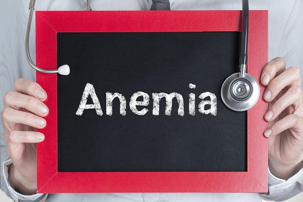 cómo tratar la anemia en niños