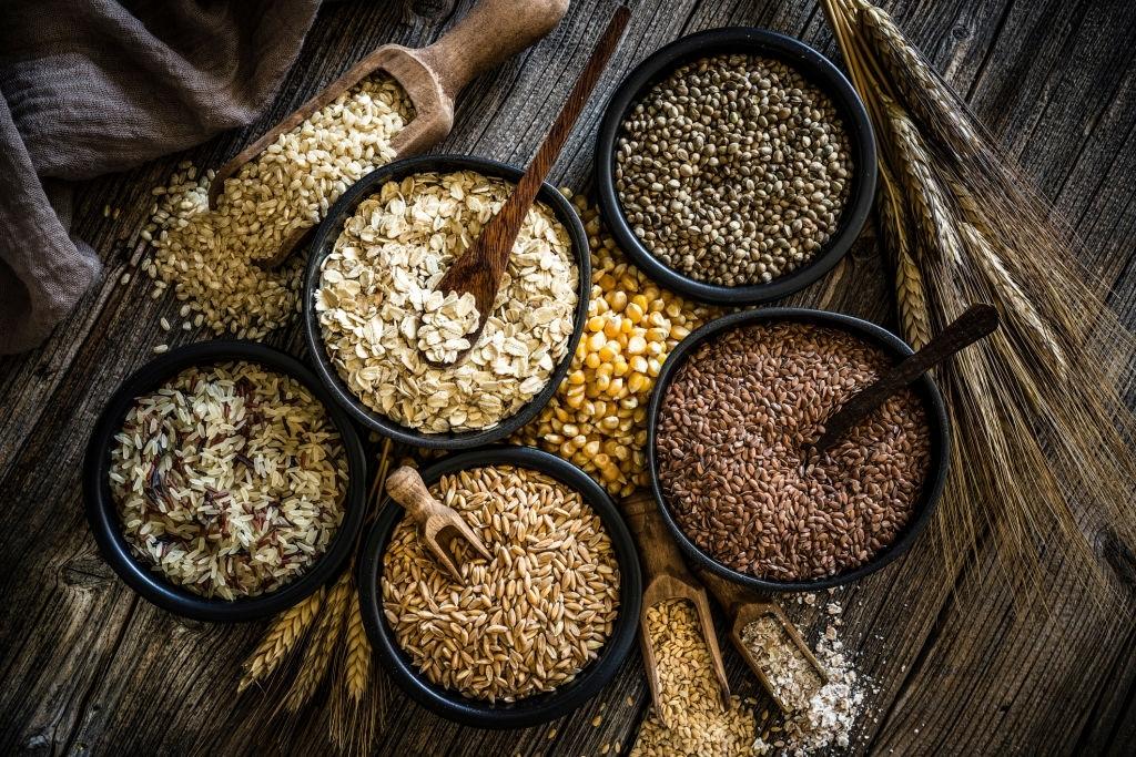 fibra cereales