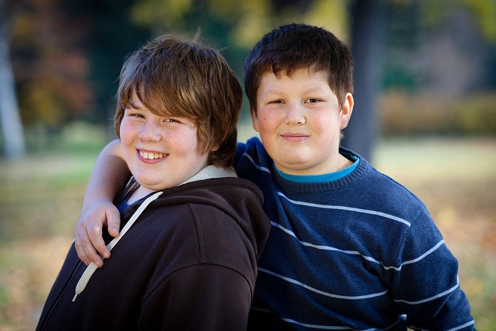 diferencia sobrepeso y obesidad niños