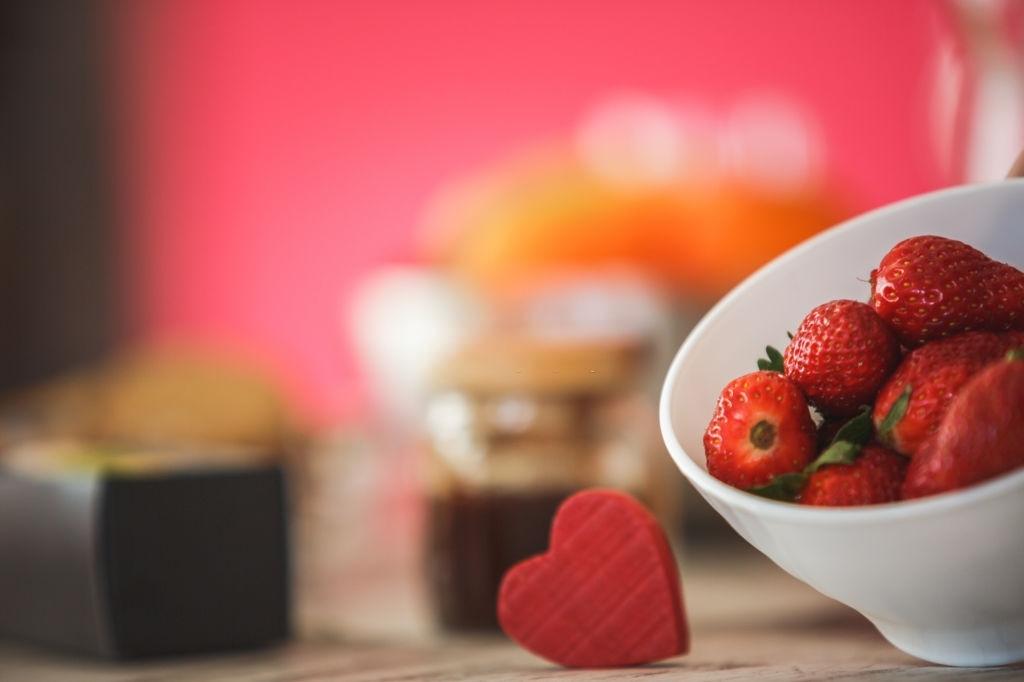 Gominolas de Corazón para San Valentín | Sabor Fresa