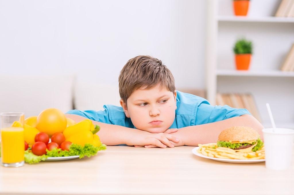 Recetas para niños con sobrepeso ⚖️