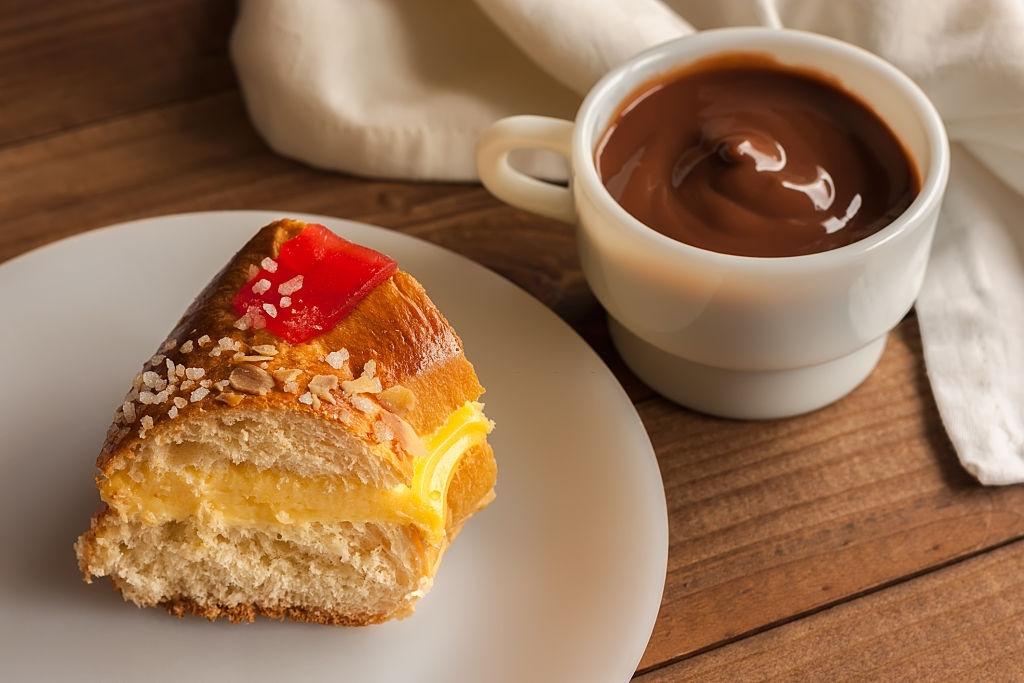 crema pastelera roscon reyes