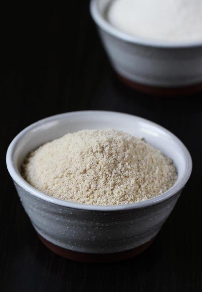 Cómo hacer papilla de arroz