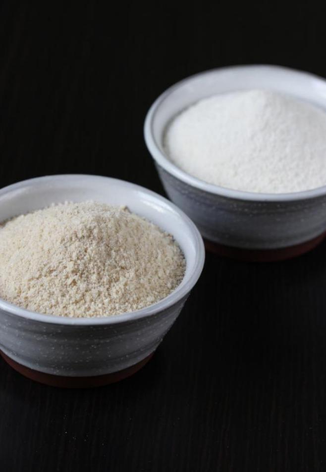 Papilla de arroz casera