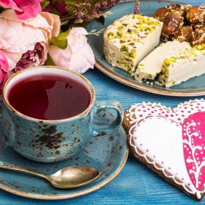 Postres para San Valentín. Postres día de los enamorados