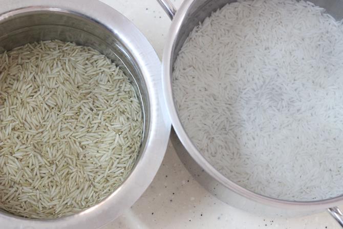 Receta papilla de arroz 1