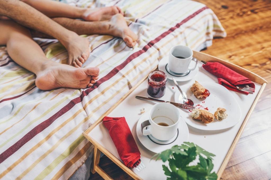 Recetas afrodisiacas |  👠 ❤️ Sorprende a tu pareja