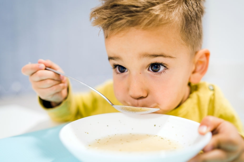 Recetas de SOPA para Niños | 🍜 Sopas Caseras y Saludables
