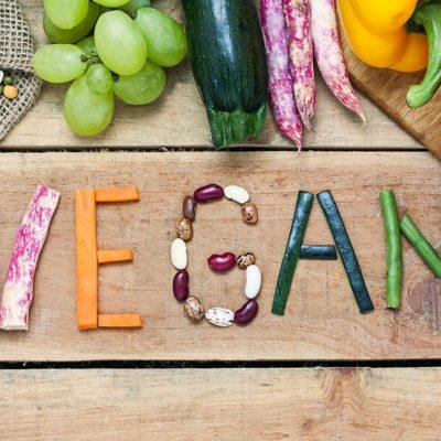 Recetas de comida vegana
