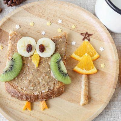 desayunos divertidos