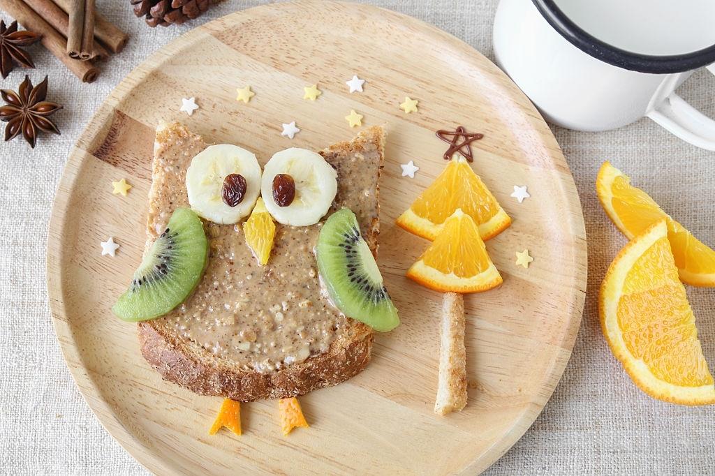 Desayunos DIVERTIDOS y con formas de ANIMALES