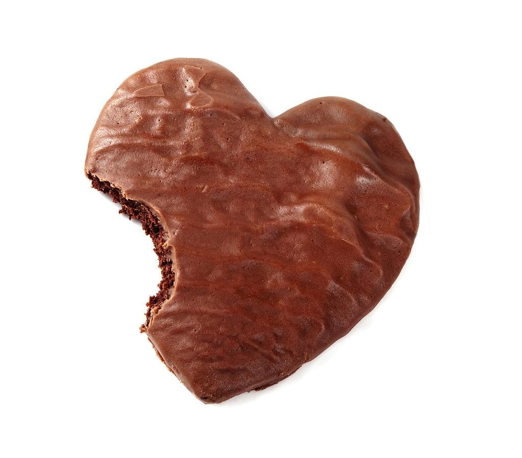 galletas para regalar en San Valentín