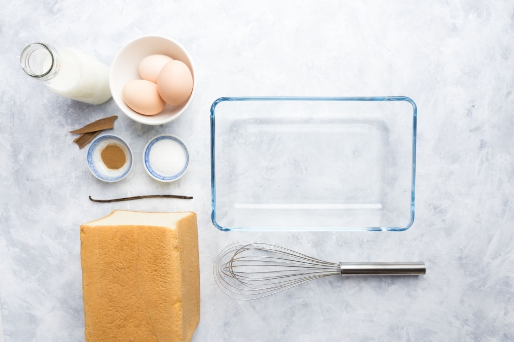 ingredientes tostada francesa